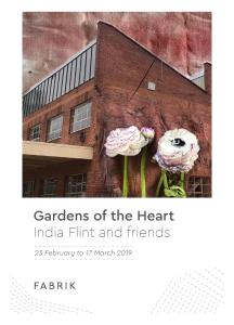 Gardens of the Heart India Flint Adelaide Fringe Festival