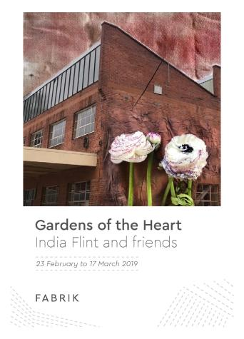 Gardens of the Heart India Flint Adelaide Fringe Festival